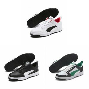 Puma Rebound LayUp Lo SL Unisex Sneaker | Turnschuh | Sportschuh | Textil, Synth