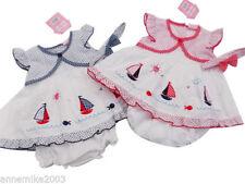 Robes rouges en polyester pour fille de 0 à 24 mois