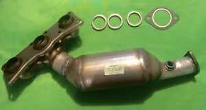 BMW E90 E92 E70 128i 328i 328xi X5 N51 N52 Engine Catalytic Converter Cyl 4-6
