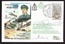 SIGNED LIMITED EDITION COVER BELGIUM FIGHTER PILOT BARON DONNET DFC POW ESCAPEE