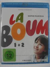 La Boum - Die Fete - Sammlung Teil 1 + 2 - Eltern unerwünscht - Sophie Marceau,