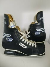BAUER 55 IMPACT Hockey Skates Men's Size US 10 Made in CANADA