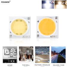 3W 5W 7W 9W 12W 15W 20W 30W Smart IC LED COB Chip Bulb For Floodlight 220V Light