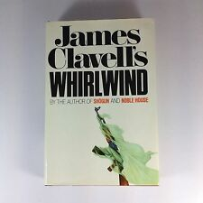 Whirlwind By James Clavell 1986 HC