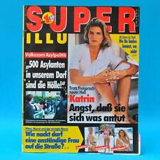 Super Illu 29-1992   09.07.1992 Volkszorn Asylpolitik Katrin Krabbe Steiermark