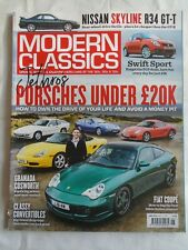 Modern Classics mag Issue 25 Jun 2018 Skyline R34 GT-T, Fiat Coupe, Swift Sport