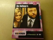 3 DVD BOX / DE COLLEGA'S: SEIZOEN 1