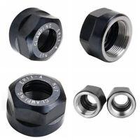 ER11 A Type Collet Clamping Nut For ER Collet Milling CNC Chuck Holder Lathe Kit