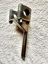 Double Clamp Old School Stem Replica For Mongoose Supergoose Motomag Gooseneck