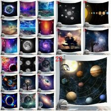 Psychedelic Planet Landscape Tapestry Hippie Wall Hanging Tapestries Home Decor