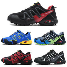 Men's Hiking Shoes Outdoor Running Athletic Non-Slip Boots Trekking Sneakers New
