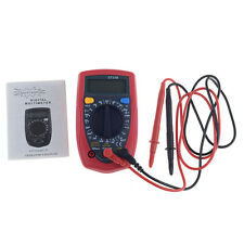 UNI-T UT33B Digital LCD Multimeter Palm DC/AC Ohm Current Resistance Tester H6TG
