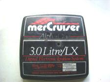 Mercruiser Alpha One   3.0 Litre/LX   Engine Spark Arrestor   Carb Cover  17878