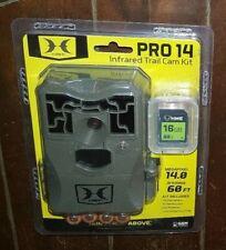 Hawk Pro 14 Infrared Trail Cam Kit *60ft IR Range* Model HWK-HTC14