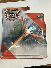 MATCHBOX 2020 SKY BUSTERS AIRBUS HELICOPTERS H130 New