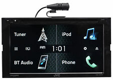 "JVC KW-V430BT 6.8"" In-Dash 2-Din Car DVD Receiver w/Bluetooth iPhone/Android/USB"