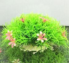 FD1113 Flower Flora Grass Fish Tank Aquatic Simulation Plant Ornament Decoration