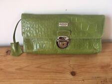 Osprey Ladies Leather Clutch Bag