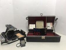 Polaroid 450 Land Camera Case And Accessories