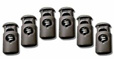 Universal Bungie Toggle for Clothing Backpacks Sleeping Bags etc (Pack of 6)