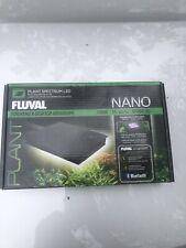 Brand New Fluval 14539 NANO 7500K 15W Bluetooth Nano/Desktop Plant Spectrum LED