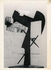 Berto LARDERA c. 1950 - L'Archange Sculpture Sculpteur Italien Italie - ART 51