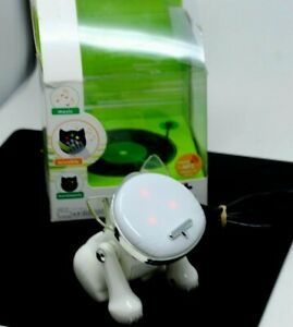 2006 I-Cat Speaker MP3 Player Robot , Hasbro, Tested Works Perfect