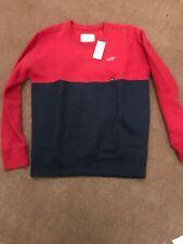 BNWT Hollister Sweatshirt / Jumper Size XS Men (Price On Tag Shows £29)