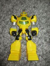 Playskool Heroes Transformers Rescue Bots Bumblebee Action Figure Robot