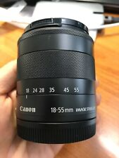 Canon EF-M 18-55mm f3.5-5.6 IS STM (Barely Used! Great Condition)