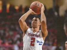 Zhaire Smith signed Texas Tech Red Raiders 8x10 photo autographed 2018 Draft 2