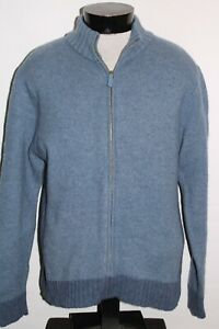 LIFE IS GOOD Mens Large L 80%Lambs Wool/20%Nylon Sweater Combine ship Discount