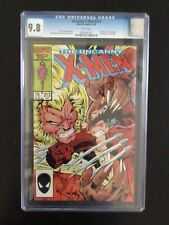 CGC 9.8 Uncanny X-Men 213 White Pages - Free Shipping