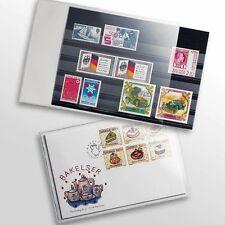 Pochettes de protection pour lettres et cartes postales 21x14,8 cm,transparent