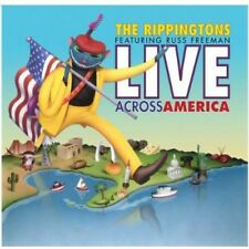 The Rippingtons - Live: Across America [New CD]