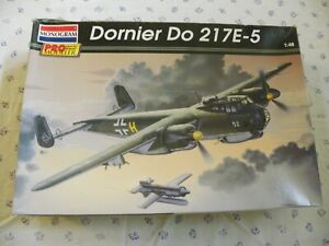 Revell/Monogram Pro Modeler 1:48 Dornier Do 217E-5