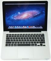 "Apple 2012 MacBook Pro 13"" 2.5GHz I5 500GB 4GB A1278 MD101LL/A + B Grade"