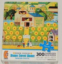 "CEACO Roger Nannini ""Home Sweet Home"" Jigsaw Puzzle 300 Oversized Pcs"