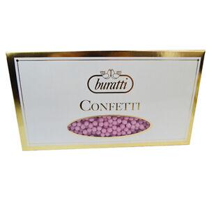Mimosette Confetti Buratti Colorati Rosa