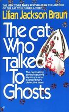The Cat Who Talked to Ghosts, Lilian Jackson Braun Paperback