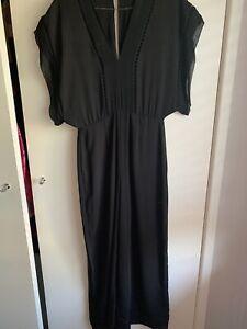 zimmermann jumpsuit 1 black