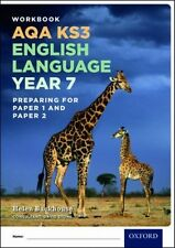 AQA KS3 English Language Year 7 Workbook - By Helen Backhouse (Paperback, 2016)