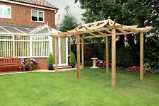 Extended Dragon Pergola CLEARANCE SALE