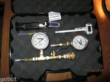 Geothermal Products Specialist Professional Geothermal technicians testing kit