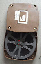Vintage 16mm Movie Film in Plastic Box - Two Masters