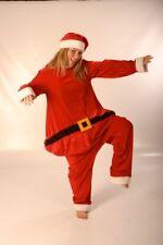Graisse Costume Santa Père Noël ~ ~ adulte taille unique