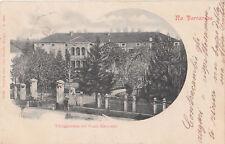 Ro Ferrarese - Villeggiatura dei conti Harcourt 1903