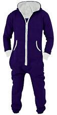 SkylineWears Mens Jumpsuit One Piece Pajamas Non footed Pajama Fleece Jumpsuits