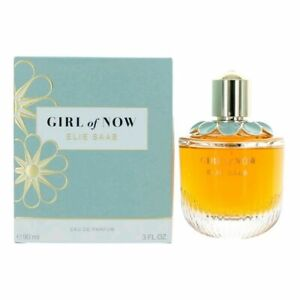 Girl Of Now by Elie Saab, 3 oz EDP Spray for Women Eau De Parfum - New Sealed