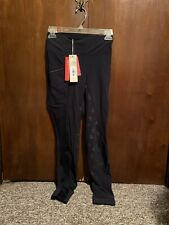 Horze Leah Silicone Tights Breeches MSRP $110 Size 22